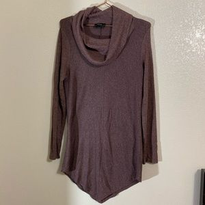 B. Wear | Tunic Sweater Long Sleeve Top V Hem